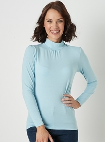 Climatyl Turtleneck Top