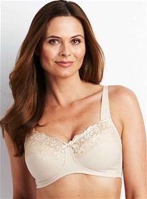 Perfect Fit Lace Rich Cup Bra