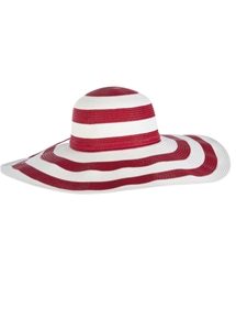Nautical Floppy Hat