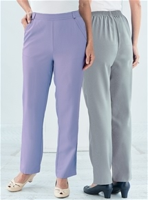 2 Pack Trousers