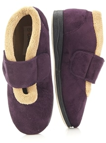 Touch Close Slipper Boot