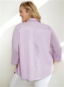 Stretch Shirt [PLUS SIZE]