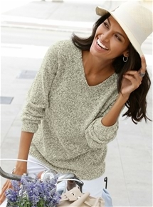 Casual Comfort Sweater
