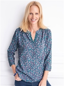 Ditsy Floral Tunic