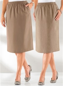 Two Pack Perfect Skirts