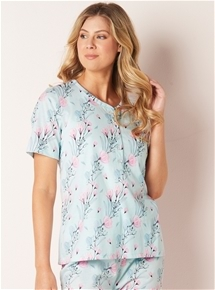 Short Sleeve PJ Top