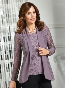 Occasion Lace Jacket