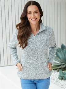 Marle Fleece Sweatshirt