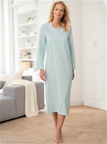 Pure Combed Cotton Nightdress