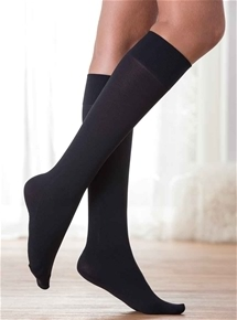 2 Pack Knee High Thermal Stockings