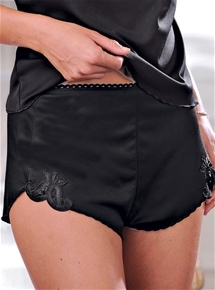 Satin Touch French Knickers
